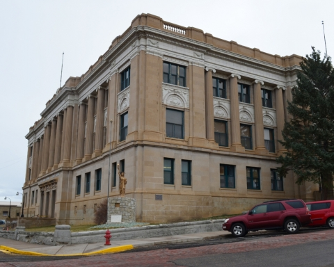 Las Animas County Courthouse