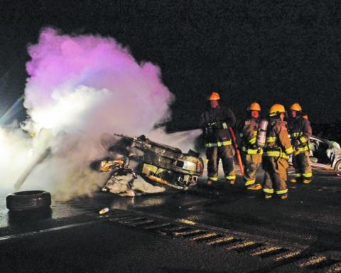 Mason Lykins car crash