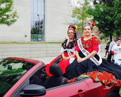 Rebecca Suazo Colorado Fiesta Queen