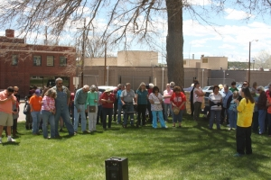 1619 HC Human Interest Manning Day of Prayer