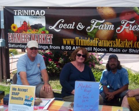Trinidad Farmers Market