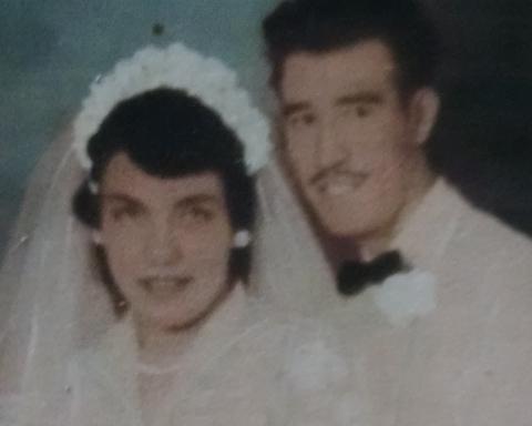 Frank and Ramona Duran