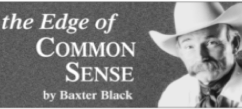 Baxter Black, Edge of Common Sense, On the Edge of Common Sense