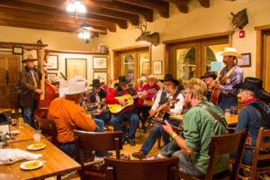 Fifth Annual Cimarron Cowboy Music & Poetry Gathering