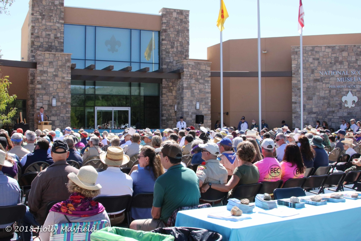 Philmont Scout Ranch dedicates National Scouting Museum