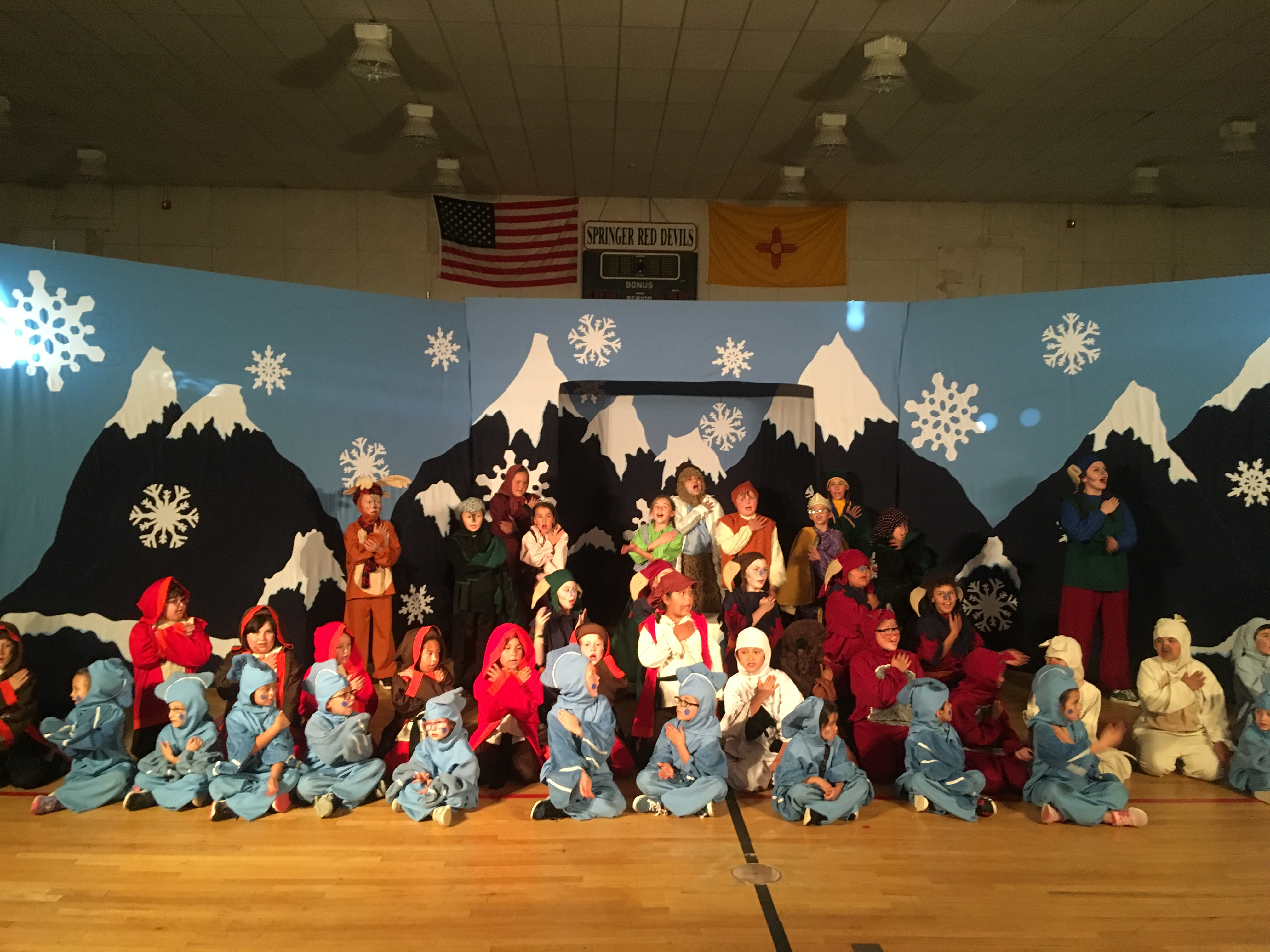 Missoula Children's Theatre performs The Snow Queen – The World Journal